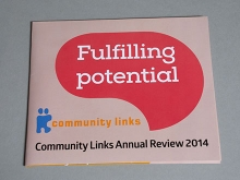 Community Links annual review 2014